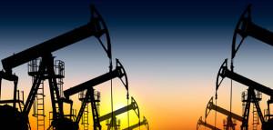 Image of an oil rig in Uganda